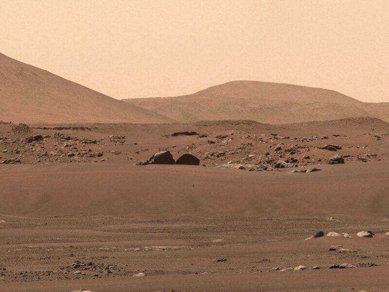 Marte Nasa Perseverance