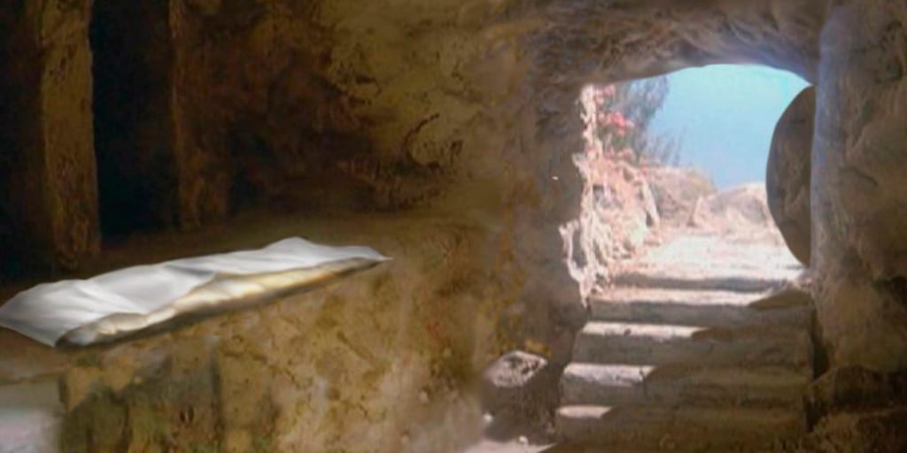 Jesús sepulcro